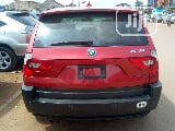 Photo Bmw X3 2005 3.0I Red