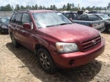 Photo 2005 toyota highlander available at auction...
