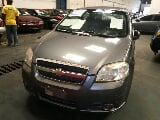 Photo Chevrolet Aveo 2014 Gray
