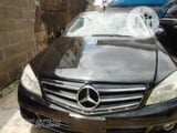 Photo Mercedes-Benz C300 2008 Black