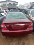 Photo Toyota Camry 2003 Red