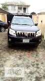 Photo Toyota Land Cruiser Prado 2012 Black