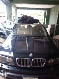 Photo Bmw X5 2004 Green
