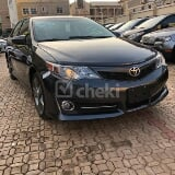 Photo 2013 Grey Automatic Toyota Camry