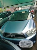 Photo Toyota Highlander 2008 4x4 Blue