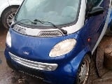Photo Smart Coupe 2000 Blue