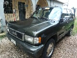 Photo Isuzu Trooper 1994 Green