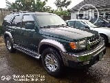 Photo Toyota 4-Runner 2002 Green