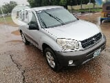 Photo Toyota Rav4 2004 Automatic Silver