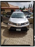 Photo Toyota Rav4 2015 Silver