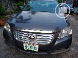 Photo Toyota Avalon 2009 Gray