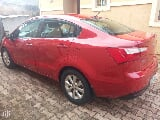 Photo Kia Rio 2014 Red