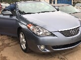 Photo Toyota Solara 2005 Blue