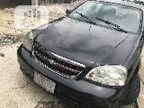 Photo Chevrolet Optra 2008 Black