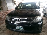Photo Toyota Fortuner 2014 Black