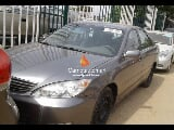 Photo Grey toyota camry le 2006