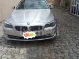 Photo 2012 Silver Automatic BMW 5 Series