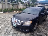 Photo Toyota Avalon 2008 Black