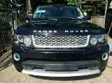 Photo 2007 Black Automatic Land Rover Range Rover Sport