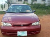 Photo Toyota Corolla 2000 Liftback Brown
