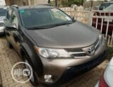 Photo Toyota RAV4 2012 3.5 Limited 4x4 Brown