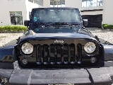 Photo Jeep Wrangler 2014 Black