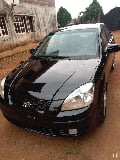 Photo Kia Rio 2009 1.6 Lx Black