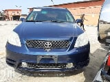 Photo Toyota Matrix 2002 Blue