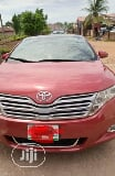 Photo Toyota Venza 2010 V6 Awd Red