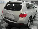Photo 2011 Toyota Highlander