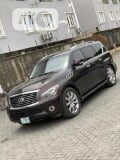Photo Infiniti QX 2011 Brown