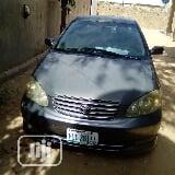 Photo Toyota Corolla 2003 Sedan Gray