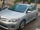 Photo Toyota Corolla 2011 Silver