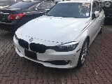 Photo Bmw 320I 2014 White