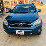 Photo Toyota Rav4 2008 Limited Blue