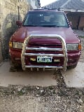 Photo Isuzu Rodeo 1999 Red