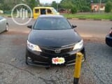 Photo Toyota Camry 2012 Black