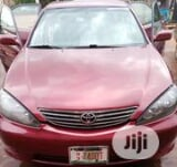 Photo Toyota Camry 2004 Red