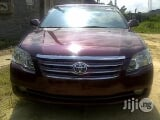 Photo Clean Toyota Avalon 2005 For Sale