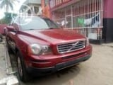 Photo Volvo XC90 2.5 T 2008 Red