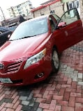 Photo 2010 Maroon Automatic Toyota Camry