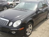 Photo Clean Tokunbo 2008 Mercedes Benz E350