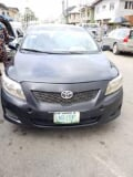Photo Toyota Corolla 2008 1.8 CE Black