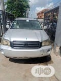Photo Toyota Highlander 2004 Limited V6 4x4 Silver