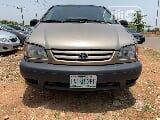 Photo Toyota Sienna 2002 Silver