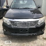Photo Toyota Fortuner 2015 Black