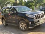 Photo Toyota Land Cruiser Prado 2016 Black