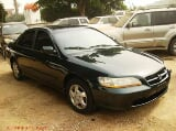 Photo Custom Seized 1st Hand Tokunbo Toyota Camry...