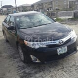 Photo 2014 Black Automatic Toyota Camry