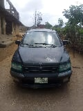 Photo Mitsubishi Spacewagon 2000 Blue